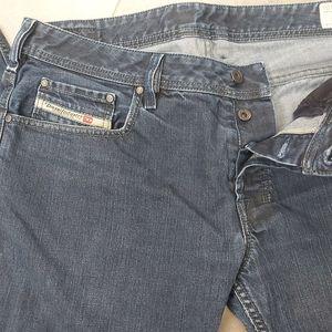 📣2/36$📣 Diesel Zatiny men's jeans button fly